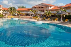 Luxushotel mit Karibikflair