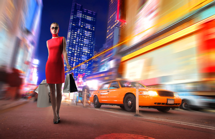 Shopping- und Wellnesstrip nach New York