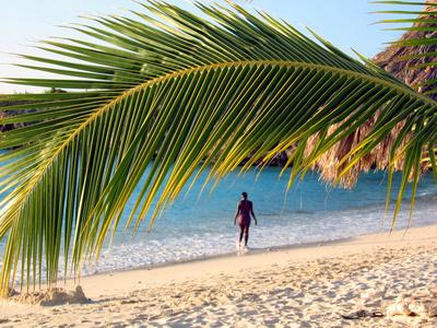 Strand von Peurto Rico
