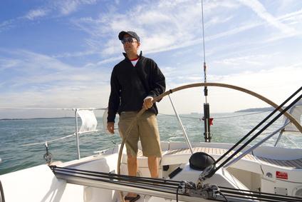 Segelurlaub mit einer Yacht vor Puerto Rico