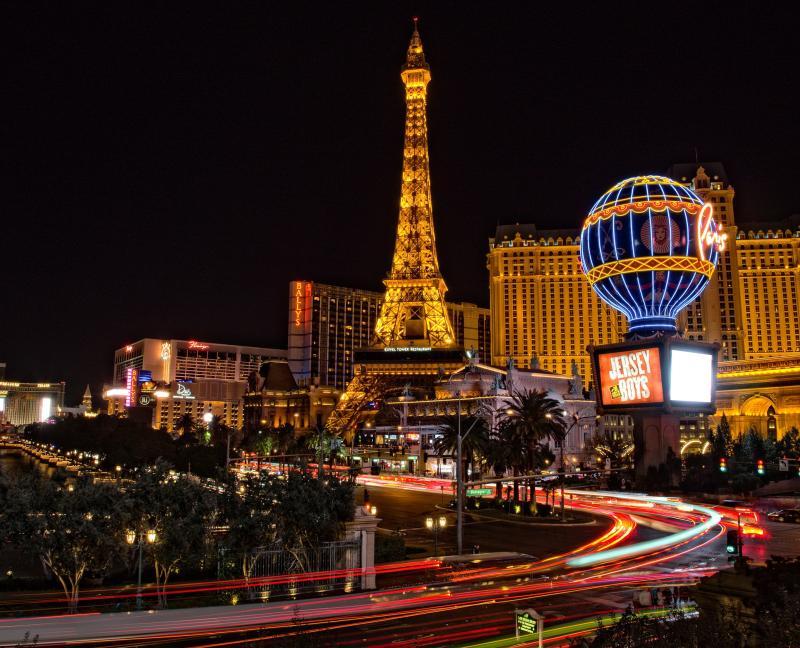 Las Vegas – das beste Ziel für Casinoreisen weltweit