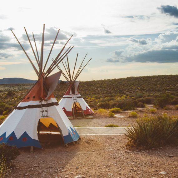 Indianer-Casinos: Entwicklungshilfe auf Ureinwohner-Art